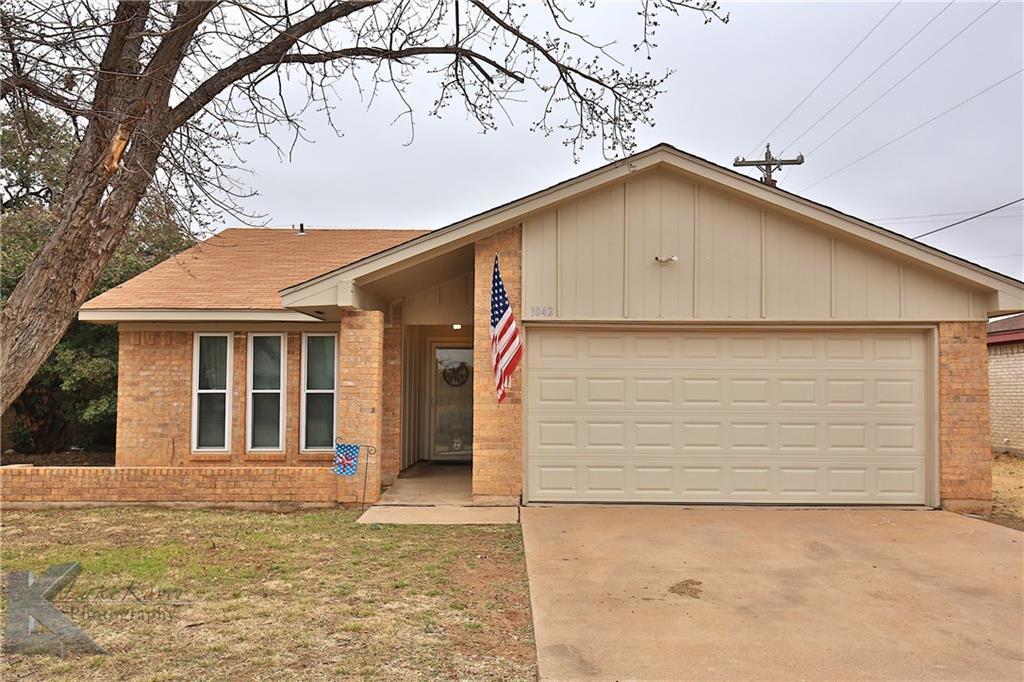 Sold Property | 1042 Baylor Street Abilene, Texas 79602 1