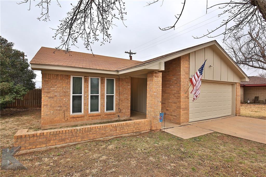 Sold Property | 1042 Baylor Street Abilene, Texas 79602 2