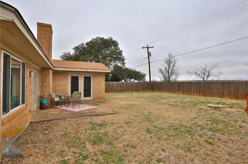 Sold Property | 1042 Baylor Street Abilene, Texas 79602 29