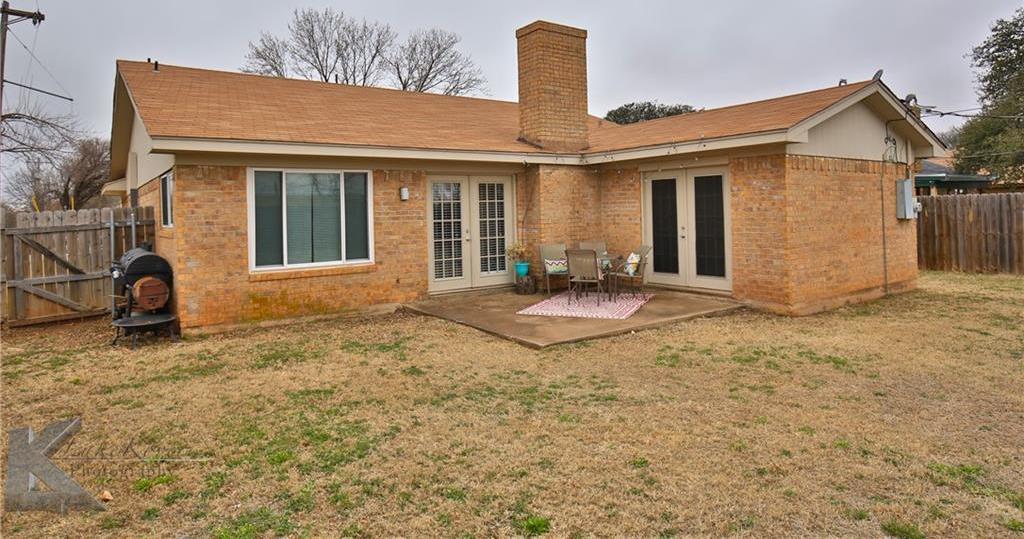 Sold Property | 1042 Baylor Street Abilene, Texas 79602 30