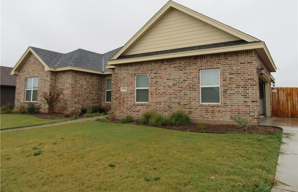 Sold Property | 6701 Tradition Drive Abilene, Texas 79606 2
