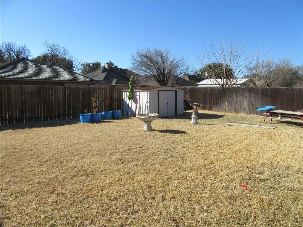 Sold Property   3257 Woodhollow Circle Abilene, Texas 79606 19