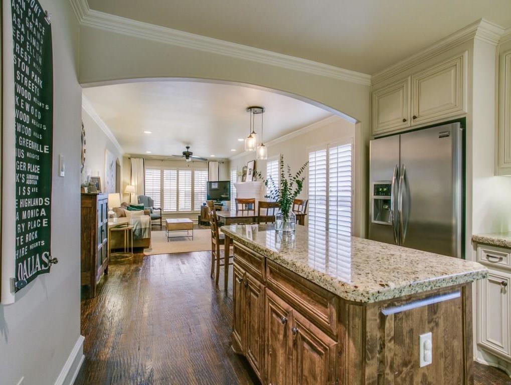 Sold Property | 6447 Vanderbilt Avenue Dallas, Texas 75214 14