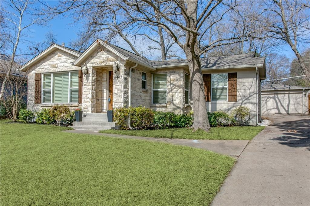 Sold Property | 6447 Vanderbilt Avenue Dallas, Texas 75214 2