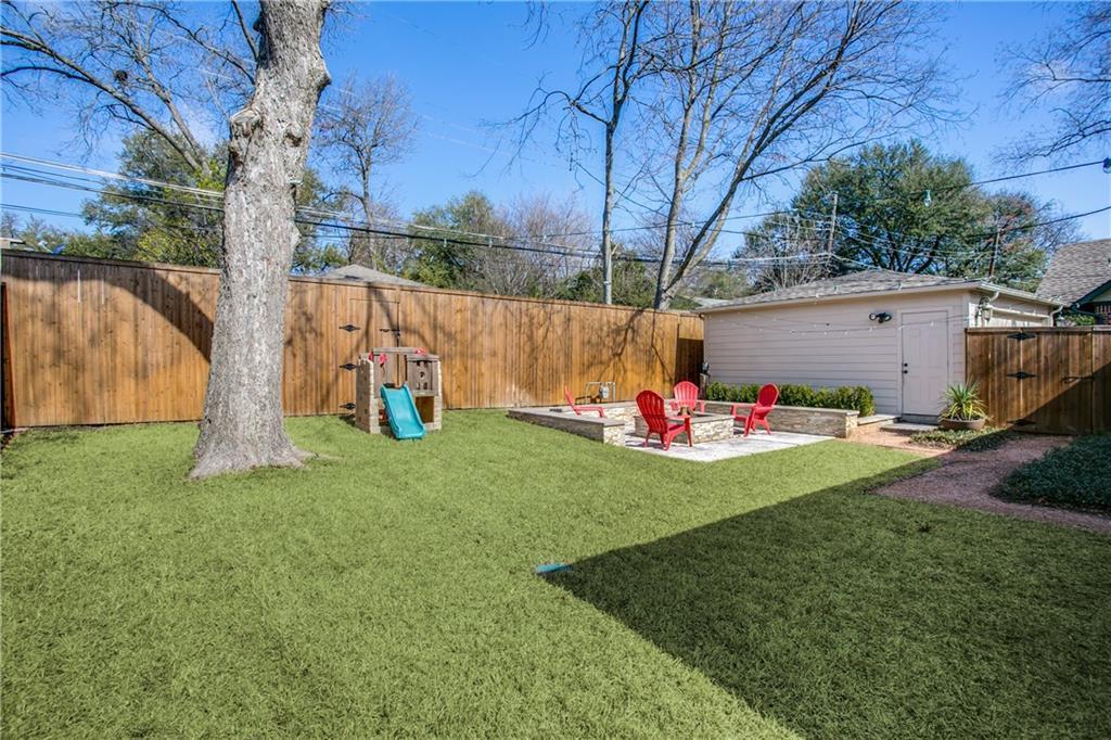 Sold Property | 6447 Vanderbilt Avenue Dallas, Texas 75214 24