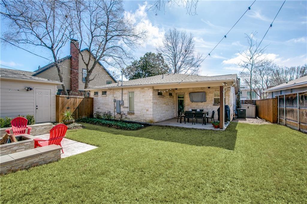 Sold Property | 6447 Vanderbilt Avenue Dallas, Texas 75214 26