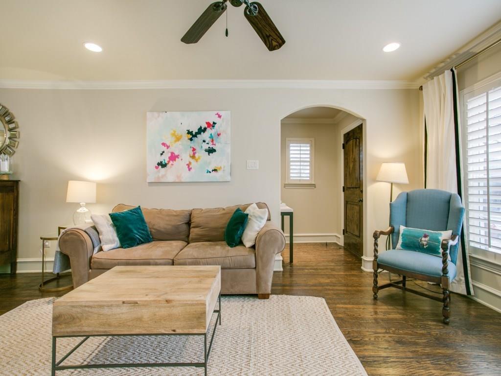 Sold Property | 6447 Vanderbilt Avenue Dallas, Texas 75214 4