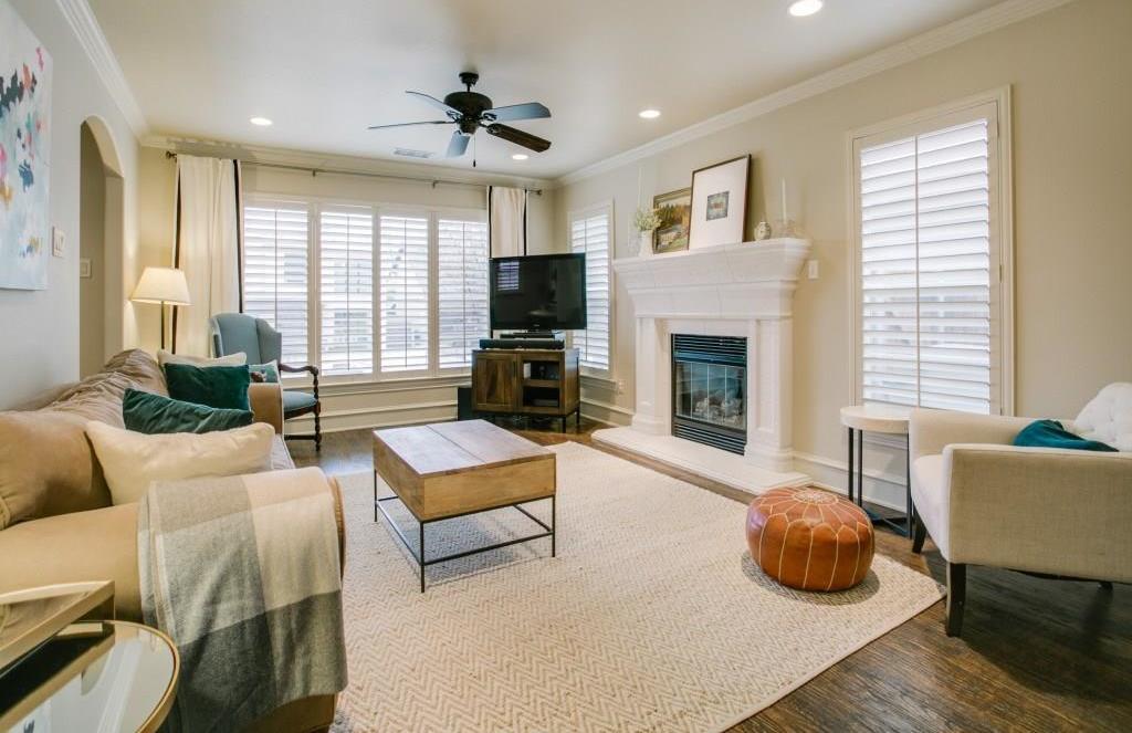 Sold Property | 6447 Vanderbilt Avenue Dallas, Texas 75214 6