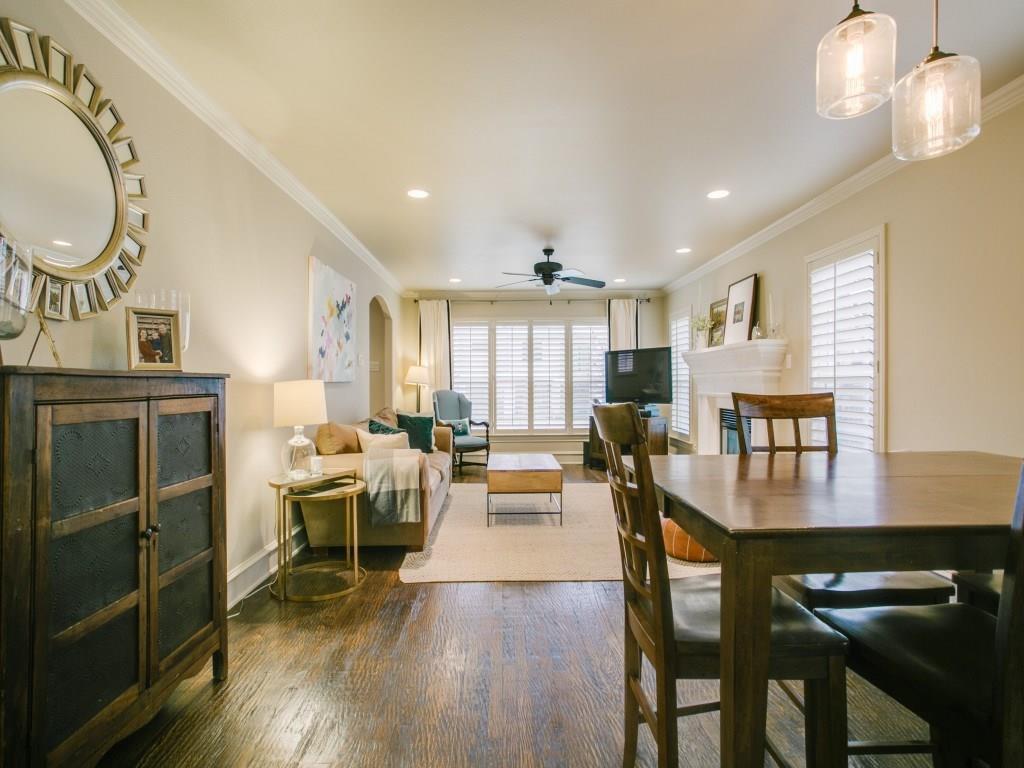 Sold Property | 6447 Vanderbilt Avenue Dallas, Texas 75214 9