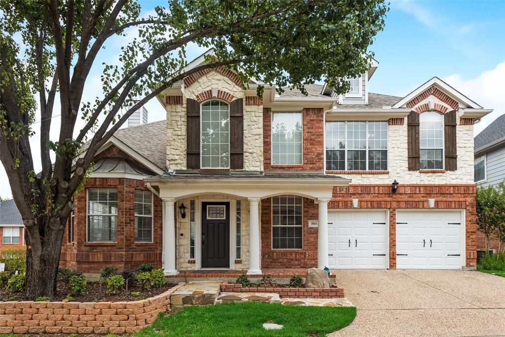 Home for lease in McKinney  | 5011 Enclave  Court McKinney, TX 75072 0