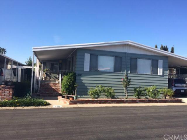 Closed | 24921 Muirlands Boulevard #270 Lake Forest, CA 92630 0