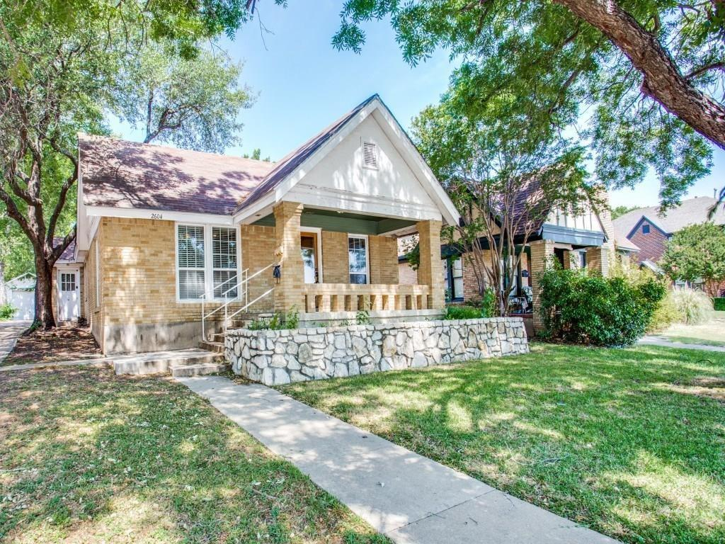 Sold Property | 2604 Lubbock Avenue Fort Worth, Texas 76109 0