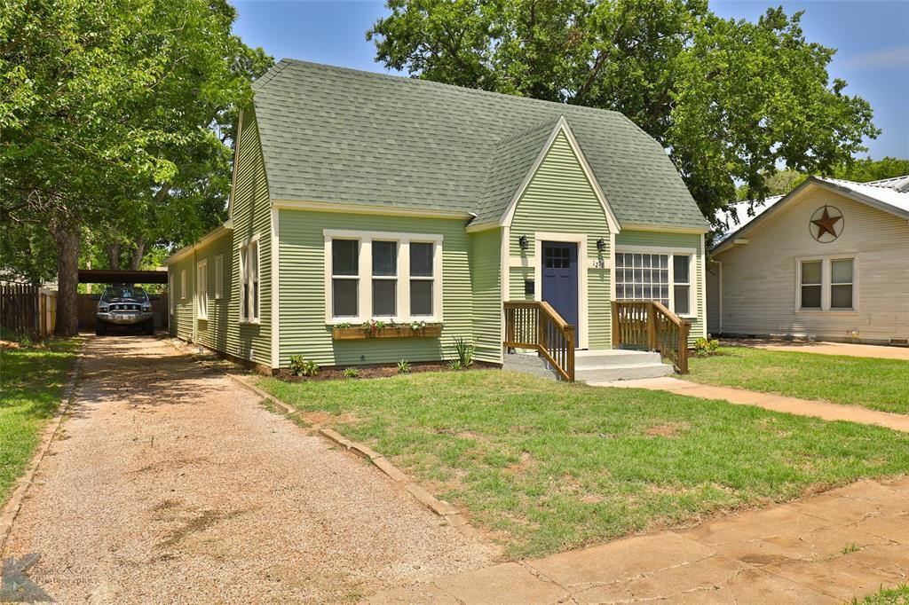 Sold Property | 1258 Palm  Street Abilene, TX 79602 1
