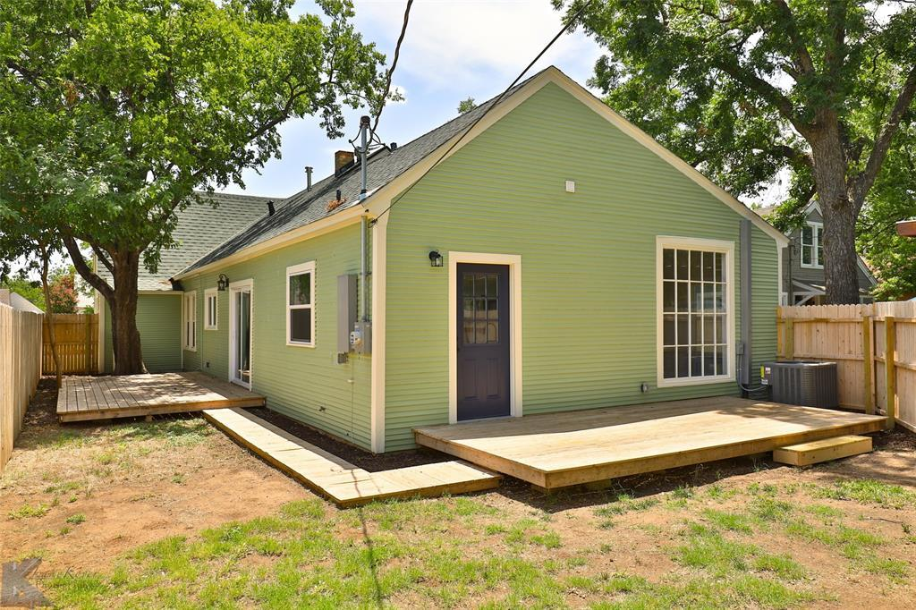 Sold Property | 1258 Palm  Street Abilene, TX 79602 32
