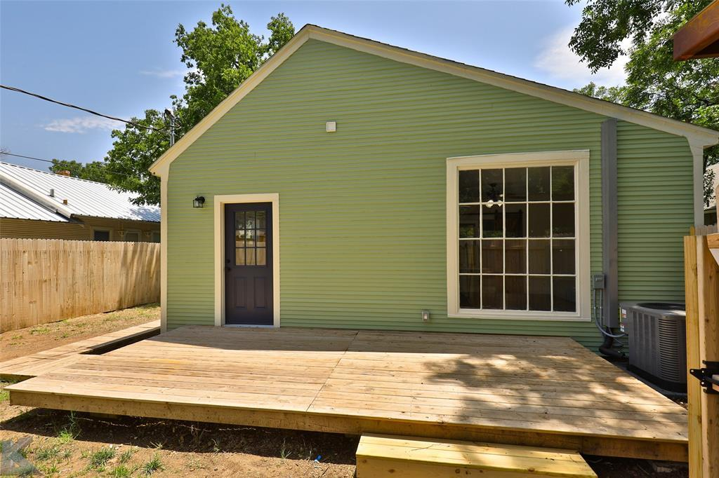 Sold Property | 1258 Palm  Street Abilene, TX 79602 34