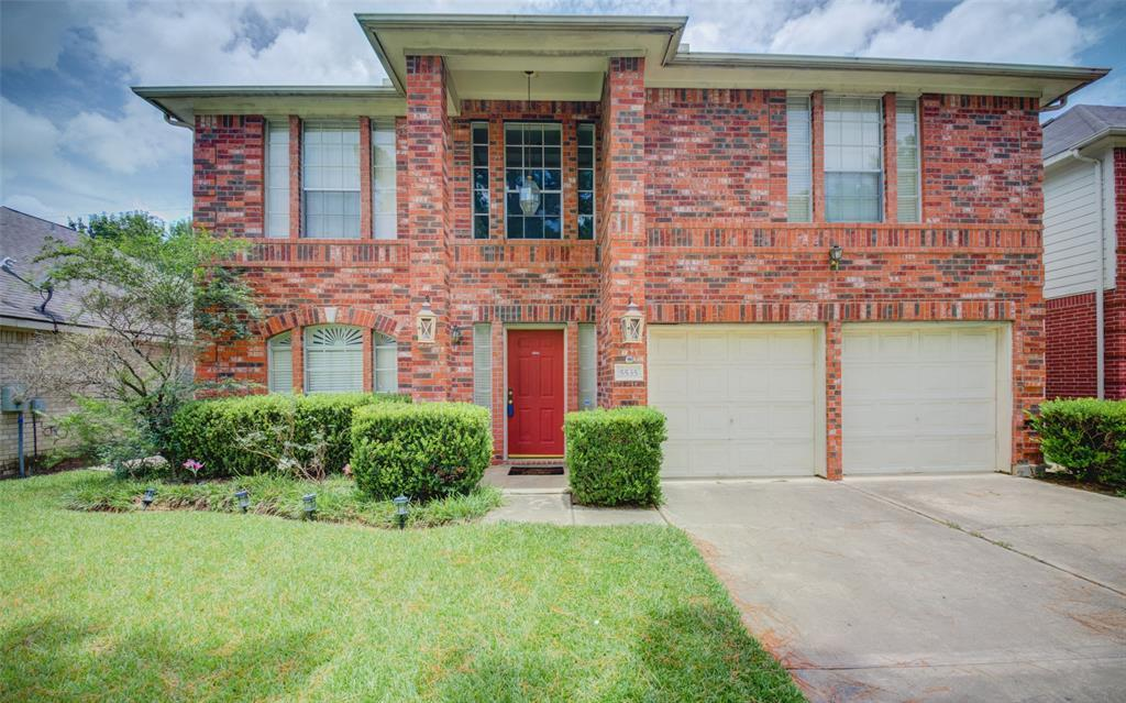 Active | 5535 Mountain Forest  Drive Katy, TX 77449 0
