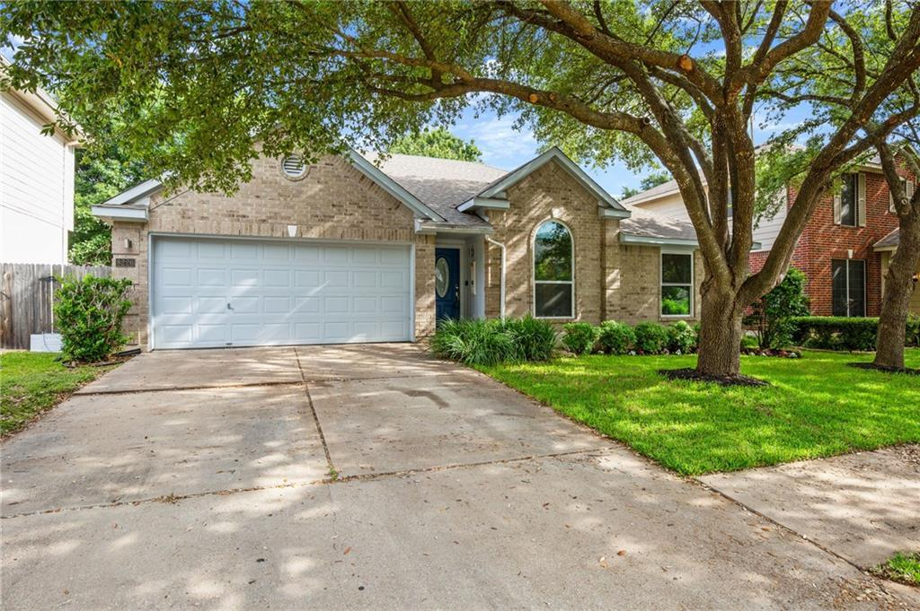Closed | 8226 Broken Branch Drive Round Rock, TX 78681 1