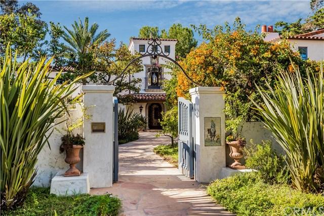 Active | 909 Via Coronel Palos Verdes Estates, CA 90274 2
