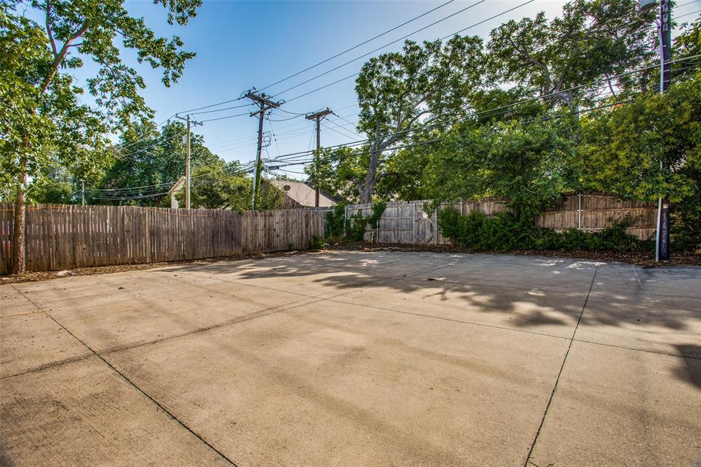 Sold Property | 2612 Lubbock Avenue Fort Worth, Texas 76109 24