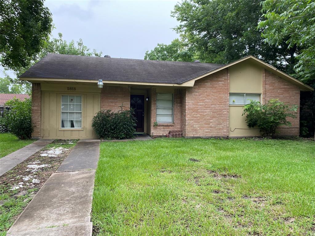 Active | 5818 Melanite  Avenue Houston, TX 77053 0
