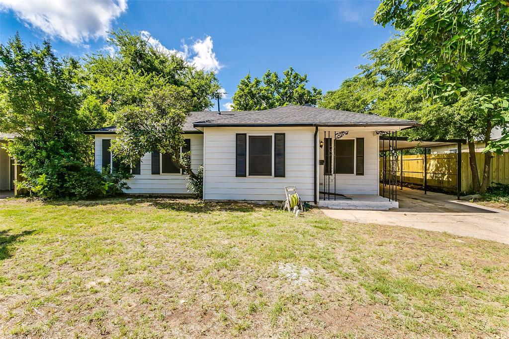 Sold Property | 5421 Taylor Road River Oaks, Texas 76114 1