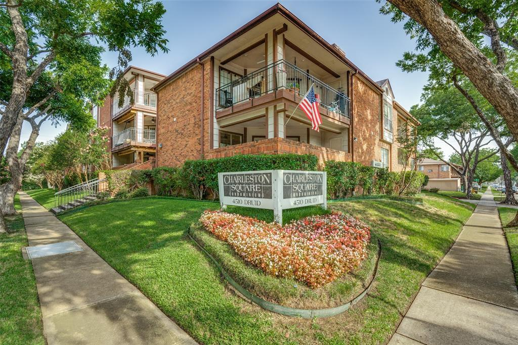 Active | 4510 Druid  Lane #201 Dallas, TX 75205 10