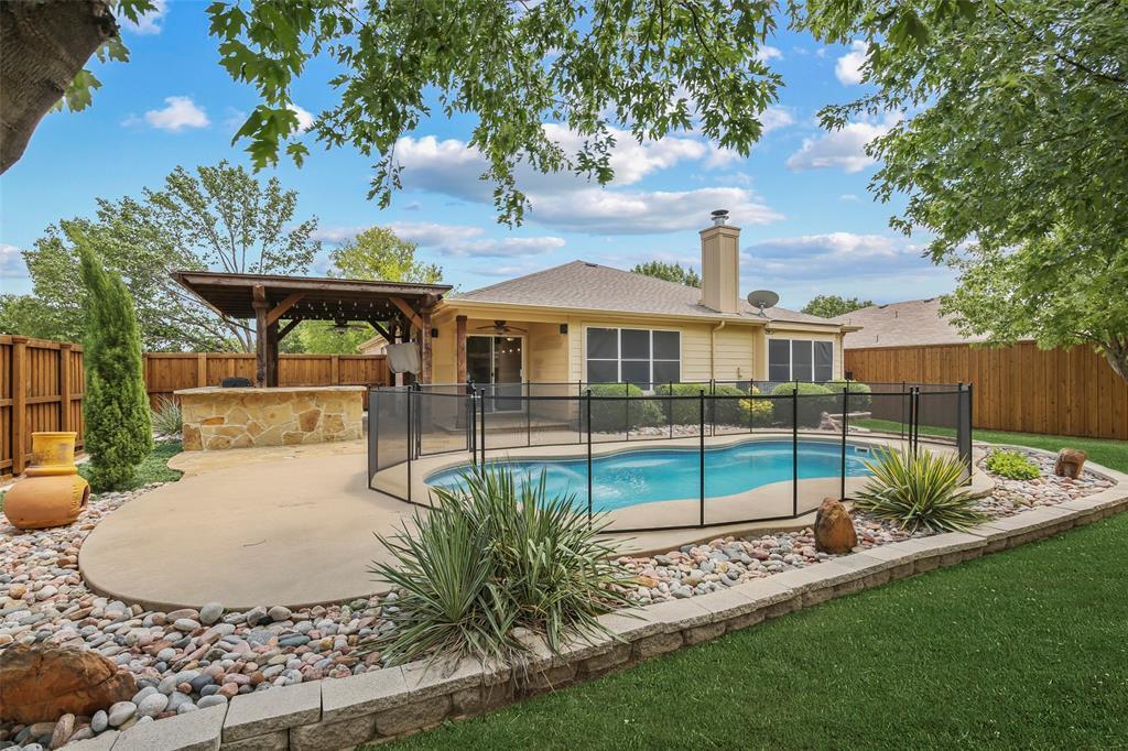 DFW Real Estate | 4100 Vinyard  Way Denton, TX 76226 3