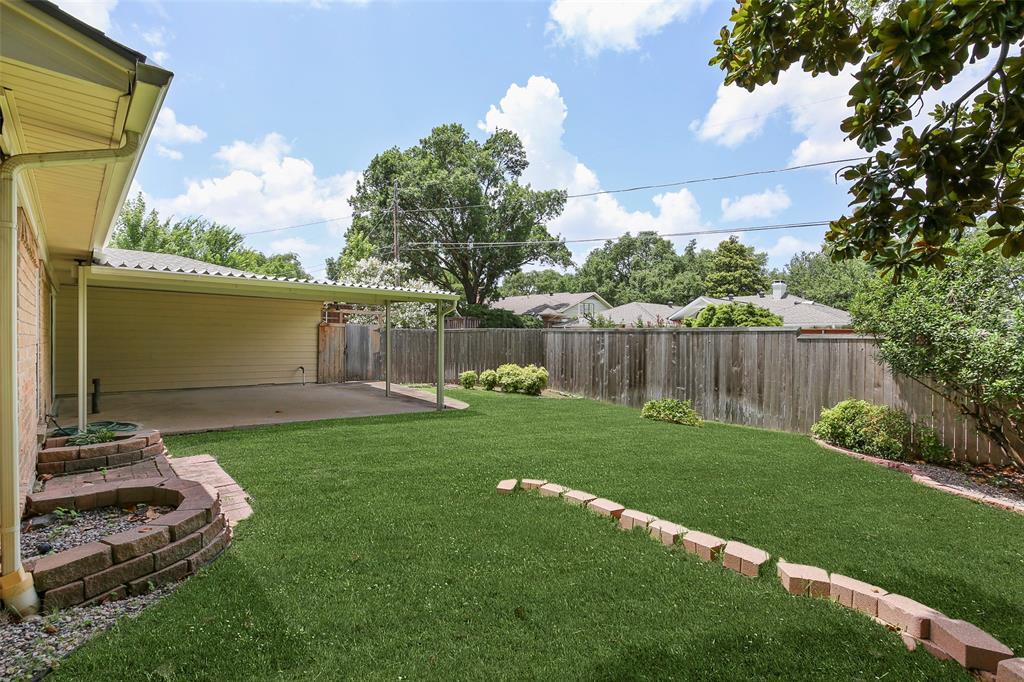 DFW Real Estate | 318 Ridgewood  Drive Richardson, TX 75080 34