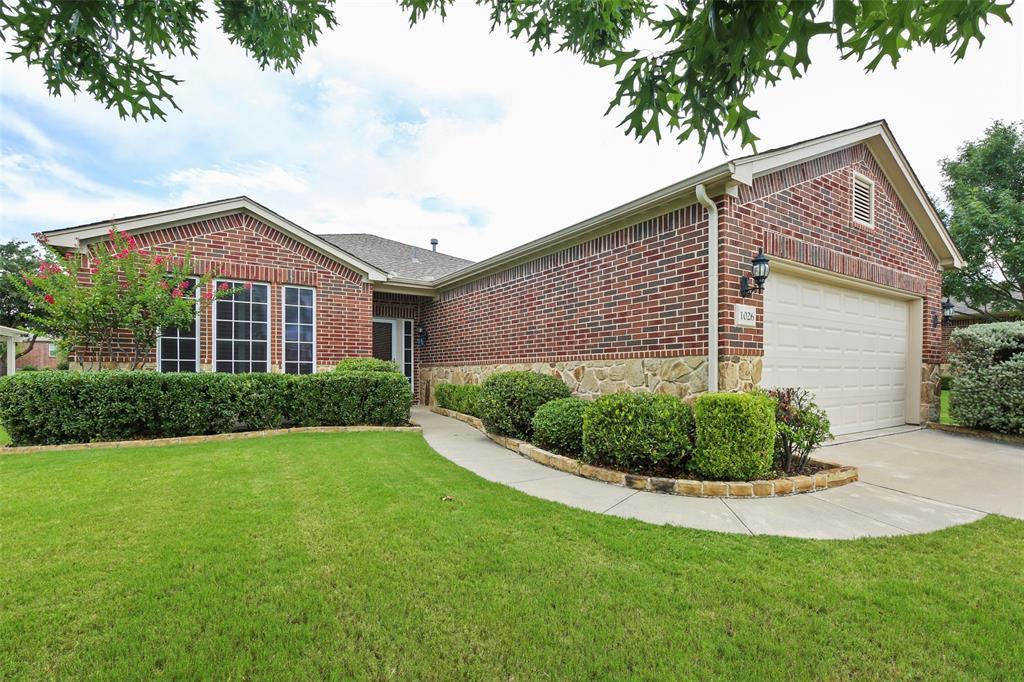 Sold Property | 1026 Carrington Greens  Drive Frisco, TX 75036 3