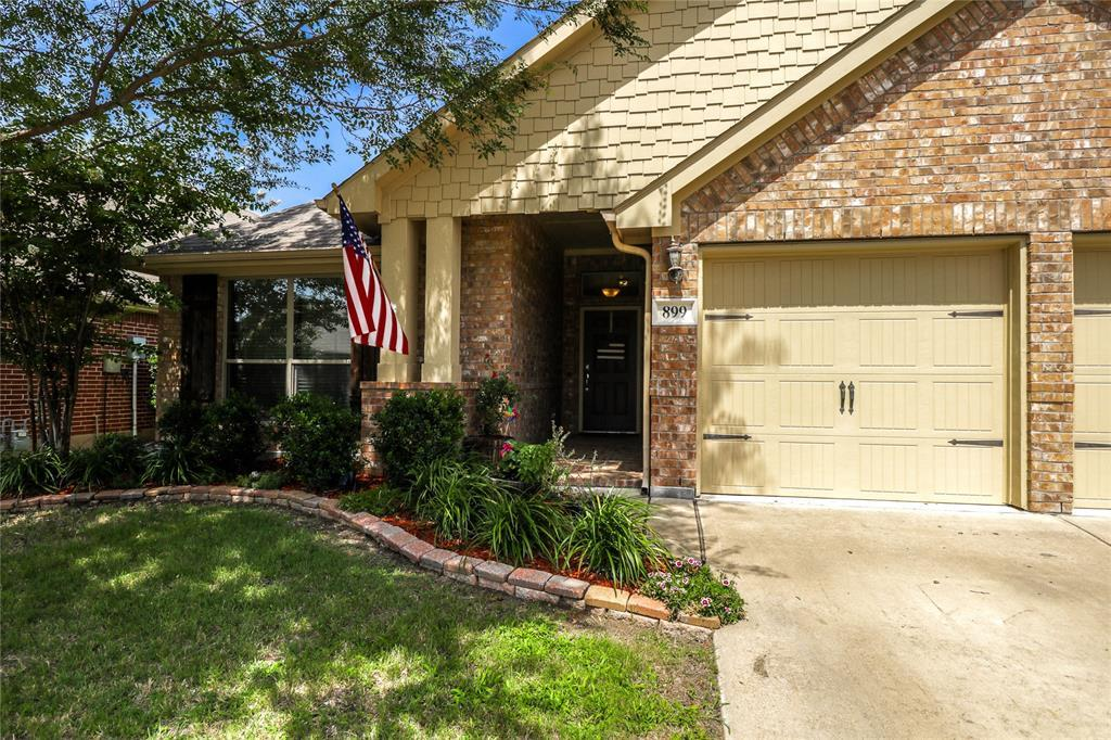 Sold Property | 899 Honey Locust  Drive Fate, TX 75087 2