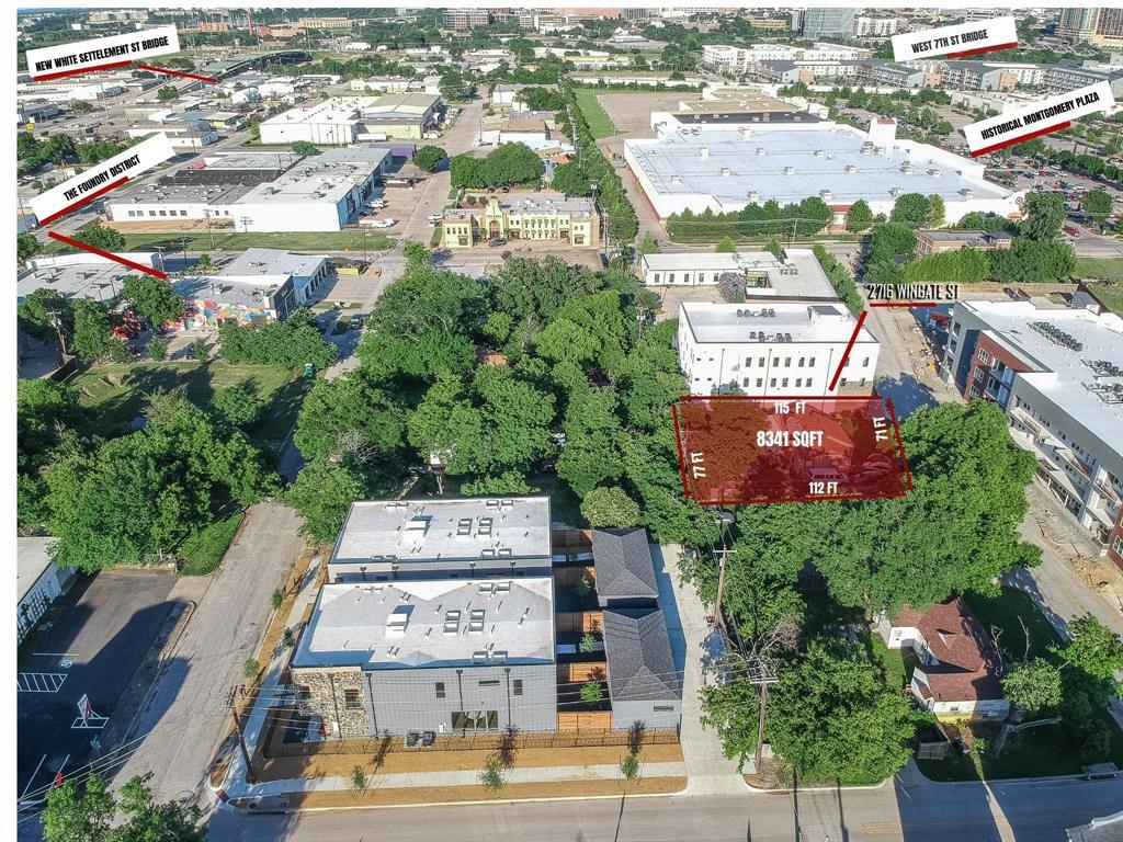 Active | 2716 Wingate  Street Fort Worth, TX 76107 1