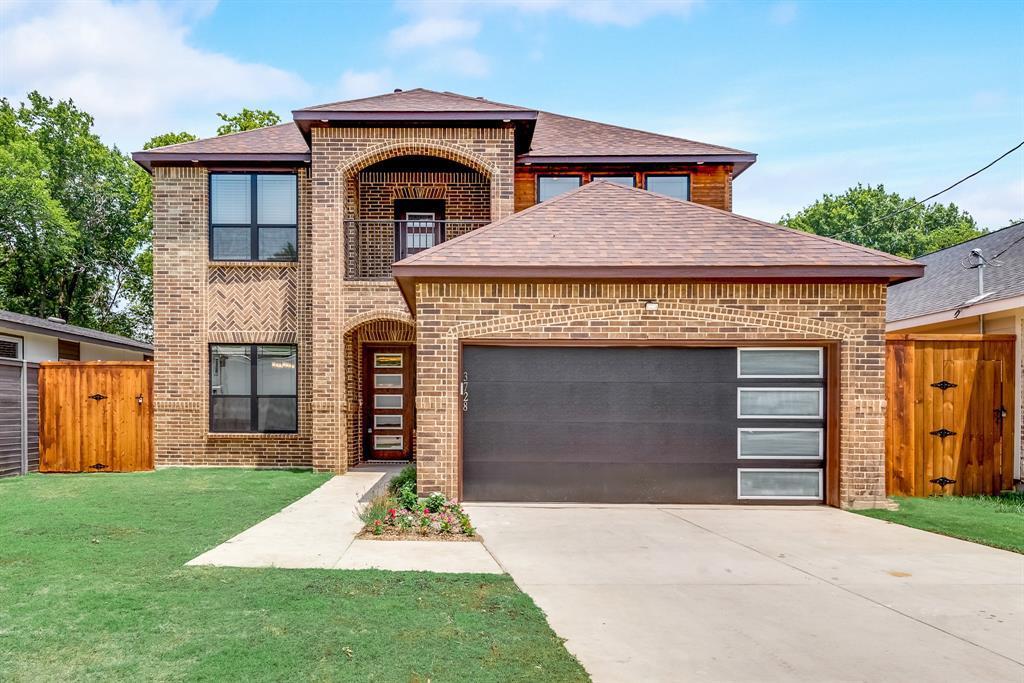 Sold Property | 3728 Vineyard  Drive Dallas, TX 75212 1