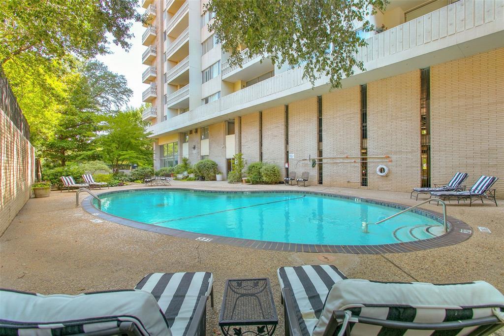 Active   3701 Turtle Creek  Boulevard #7H Dallas, TX 75219 16