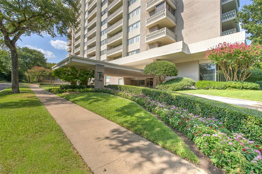 Active   3701 Turtle Creek  Boulevard #7H Dallas, TX 75219 19