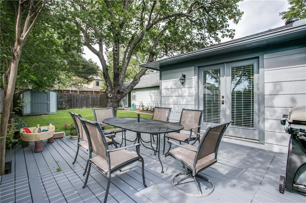 Sold Property | 6809 Southridge Drive Dallas, Texas 75214 18