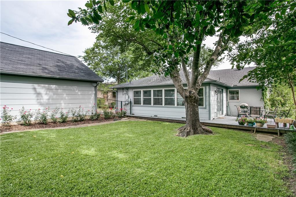 Sold Property | 6809 Southridge Drive Dallas, Texas 75214 22
