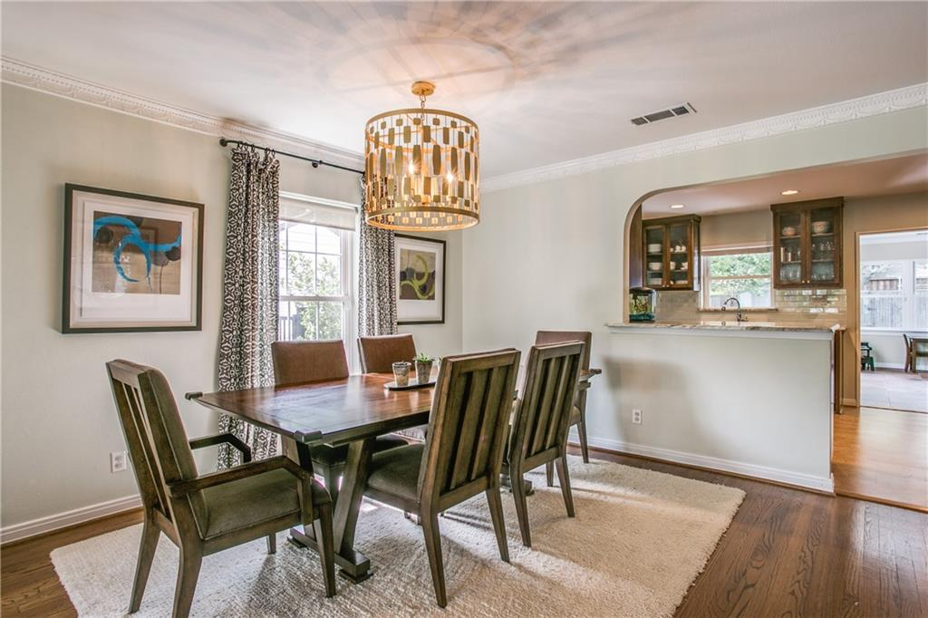Sold Property | 6809 Southridge Drive Dallas, Texas 75214 5