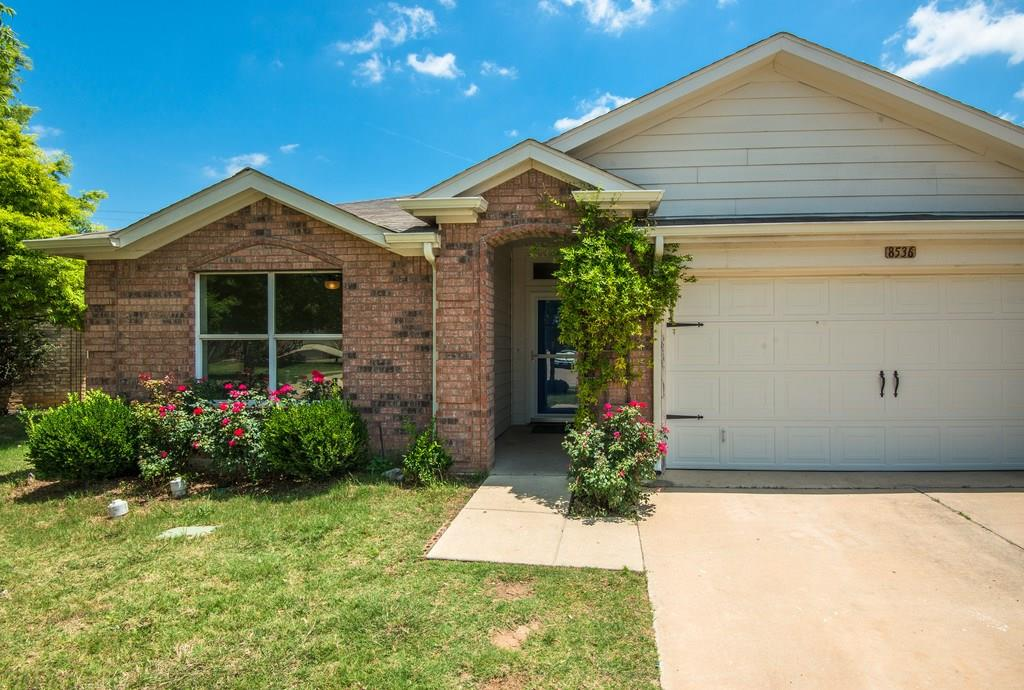 Sold Property | 8536 Minturn Drive Fort Worth, Texas 76131 1
