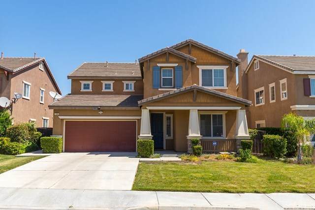 Closed | 1356 Aztec  Court Beaumont, CA 92223 2