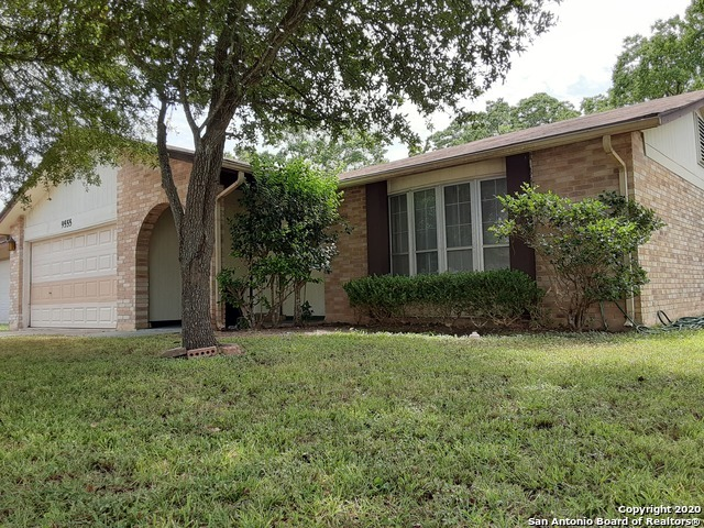 Active   9555 MILLERS RIDGE San Antonio, TX 78239 1