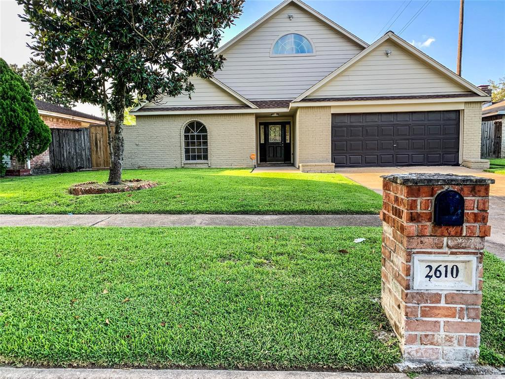 Active | 2610 Lower Valley  Drive Houston, TX 77067 1