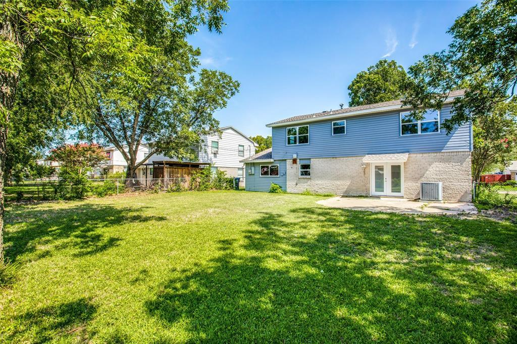 Sold Property | 4402 Bucknell Drive Garland, Texas 75042 24