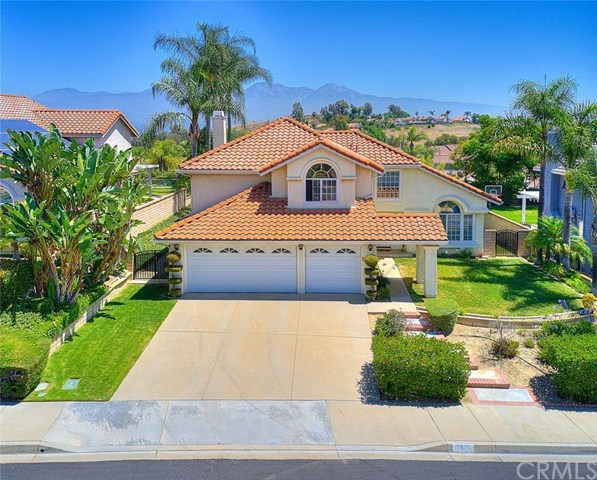 Closed | 2270 Olympic View  Drive Chino Hills, CA 91709 1