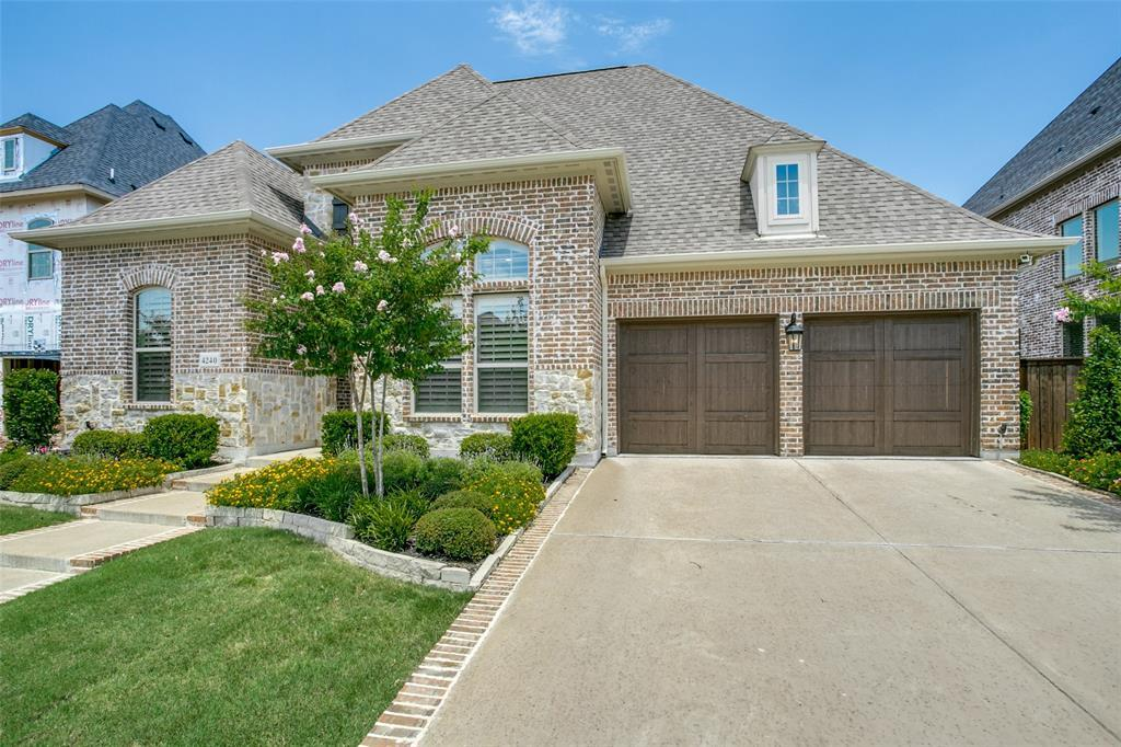 Sold Property | 4240 Hazelwood  Avenue Frisco, TX 75034 1