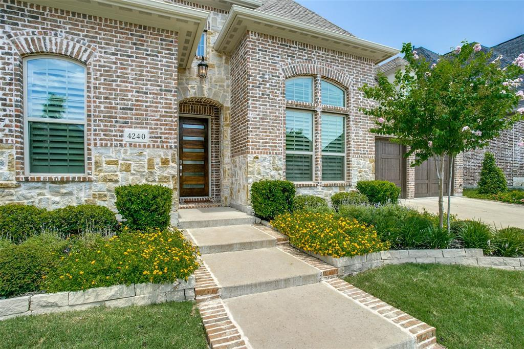 Sold Property | 4240 Hazelwood  Avenue Frisco, TX 75034 2