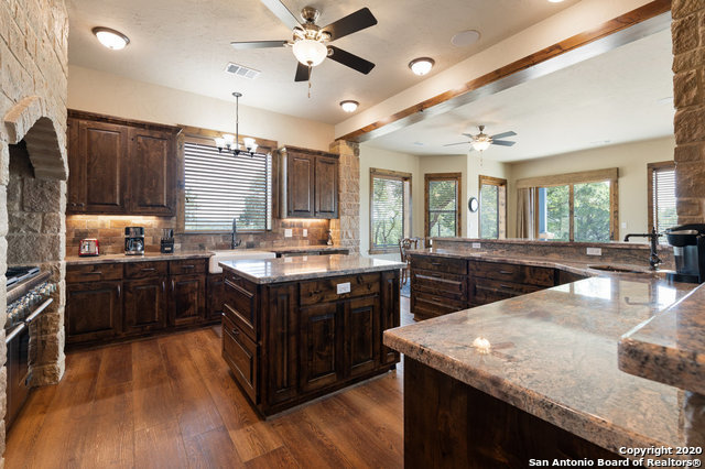 Hunting, Hill Country Home, Exotics, High Fence, Live Water | 12120 Cow Creek Rd Marble Falls, TX 78654 6