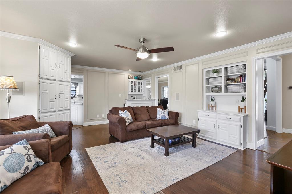 Active Option Contract | 6512 Camille  Avenue Dallas, TX 75252 14