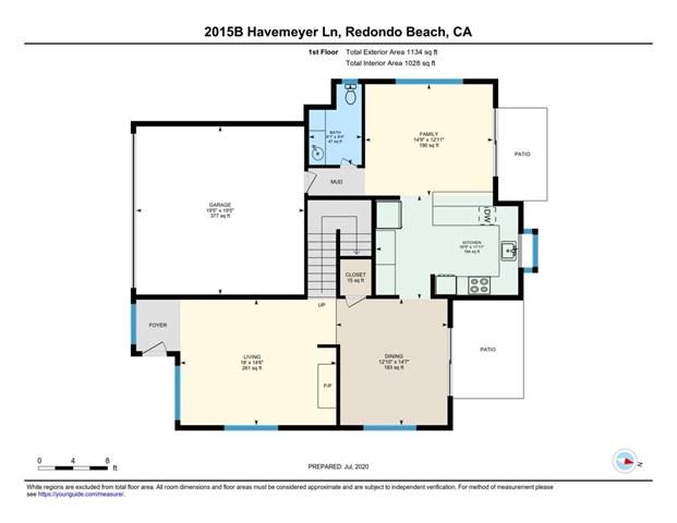 Pending | 2015 Havemeyer  Lane #B Redondo Beach, CA 90278 36