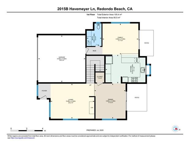 Pending | 2015 Havemeyer  Lane #B Redondo Beach, CA 90278 38