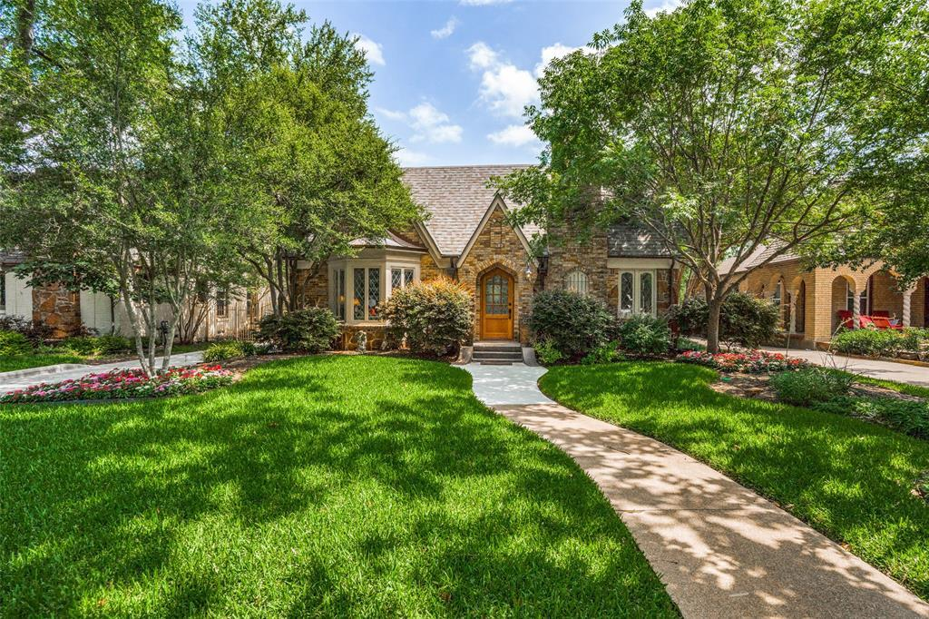 Sold Property | 6430 Lakeshore  Drive Dallas, TX 75214 2